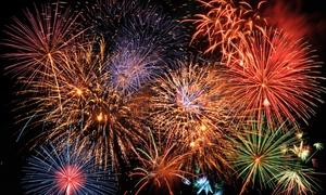 Pyro World Championat 2016: Ticket für das Pyro World Championat 2016 mit 3 Feuerwerkshows im MAFZ Erlebnispark Paaren im Glien (bis zu 50% sparen)