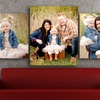 Up to 84% Off Photo Wall Hangings from Picture Bungalow