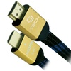 CJ Tech Flat Braided 4K-Compatible HDMI Cables