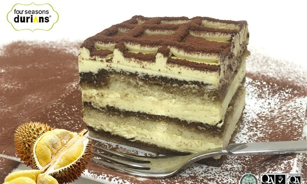 Durian Cake Outlet