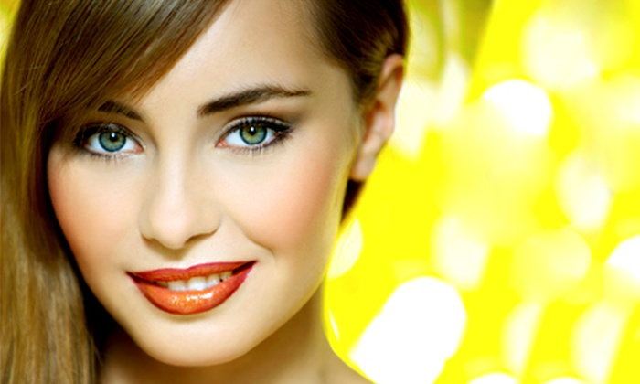 Canadian MediPain Centre - Southwest Calgary: Permanent Eye Makeup at Canadian MediPain Centre (Up to 67% Off). Three Options Available.