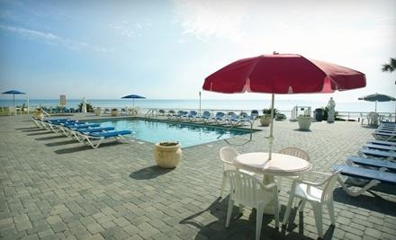 Emerald Shores Hotel - Emerald Shores Hotel in Daytona Beach