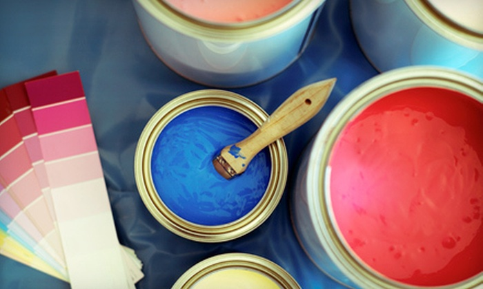 Tim's Tidy Touch Painting - Bellevue,Old Town: Interior Painting for One or Three Rooms from Tim's Tidy Touch Painting (Up to 81% Off)