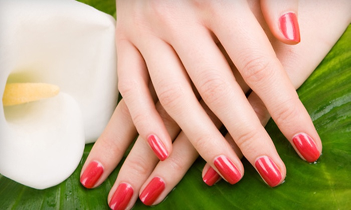 Body Benefits Day Spa - Central London: Shellac Manicure or $20 for $40 Worth of Waxing Services at Body Benefits Day Spa