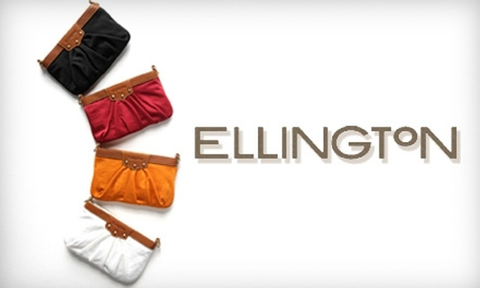 Ellington Handbags - Northwest District: $15 for $30 of Handbags at Ellington