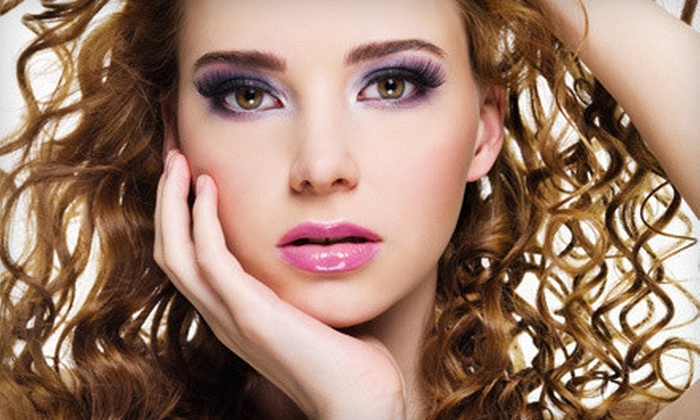 Milan Institute - Multiple Locations: $25 for $50 Worth of Student Spa and Salon Treatments at Milan Institute in Clovis and Visalia