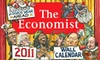 "The Economist Newspaper - Evanston: $14 for 2011 Wall Calendar: ""An Illustrated Look at the Year Ahead"" from ""The Economist"""