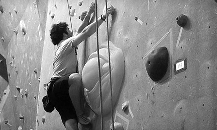 The Crag at Cool Springs - Franklin: Rock Climbing Packages at The Crag at Cool Springs in Franklin (Up to 65% Off). Four Options Available.