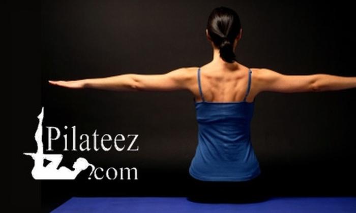 Pilateez.com - North London: $49 for Eight Mat Classes at Pilateez.com ($124.30 Value)