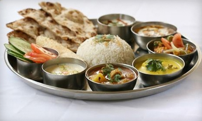 Rice N Roti - Plano: $7 for $15 Worth of Authentic Indian Cuisine and Drinks at Rice N Roti in Plano