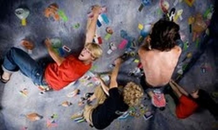 Boulderdash Indoor Rock Climbing - Ventura County: $10 for Open Climbing at Boulderdash Indoor Rock Climbing (20$ value)