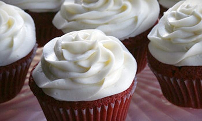 Favor Desserts - Parkwood: One Dozen Cupcakes or Custom Baking Order at Favor Desserts (Half Off)