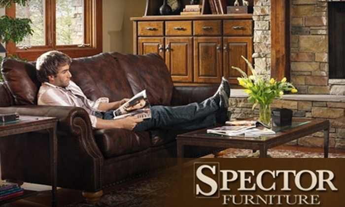 Spector Furniture - Ansonia: $25 for $100 Worth of Furniture and Home Décor at Spector Furniture in Ansonia