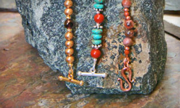Accents Beads - North Bethesda: $25 for a Beginners Beading Class at Accents Beads in Rockville ($50 Value)