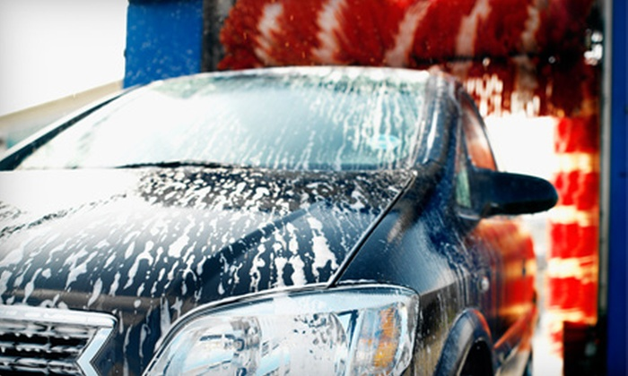 Richie's Express Carwash - Meadowlark: $30 for Five Works Car Washes at Richie's Express Carwash ($65 Value). Two Locations Available.
