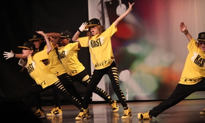 Kast Performing Arts - Lead Hill: $69 for Eight Weekly Dance Classes Plus Registration Fee at Kast Performing Arts in Roseville ($155 Value)