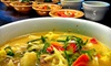 Sherpa House Restaurant & Cultural Center - Golden Proper: Himalayan Meals at Sherpa House Restaurant and Cultural Center in Golden (Up to 67% Off). Three Options Available.