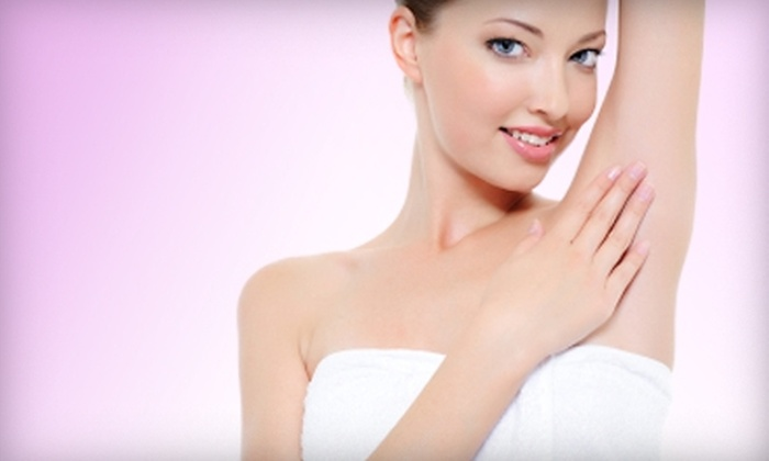 M.E. Laser and Beauty - Arlington Heights: Laser Hair-Removal or Skin-Tightening Treatments at M.E. Laser and Beauty in Arlington Heights