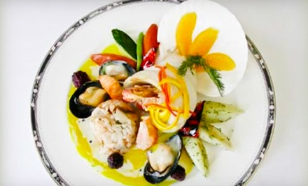 $25 Groupon for Lunch and Drinks - La Grotta on Main in Unionville