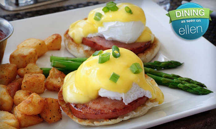 Heartland Café - Bridgeland: Weekday or Weekend Breakfast for Two or Four at Heartland Café