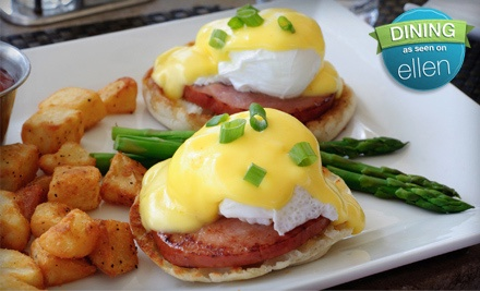 Breakfast for 2 on Mon.-Fri. (up to $34 value) - Heartland Cafe in Calgary