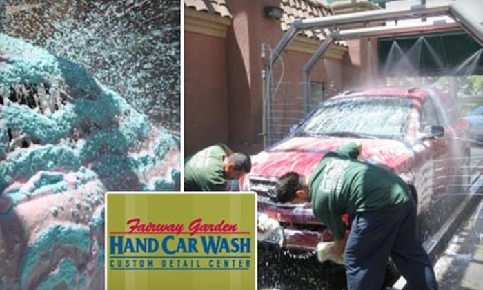fairway garden car wash garden ftempo