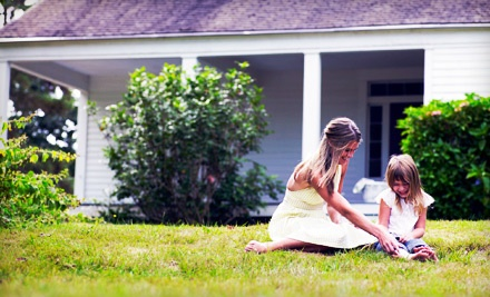 Half-Acre Mosquito-Barrier Lawn Treatment (a $47.95 value) - Omaha Mosquito Stop in
