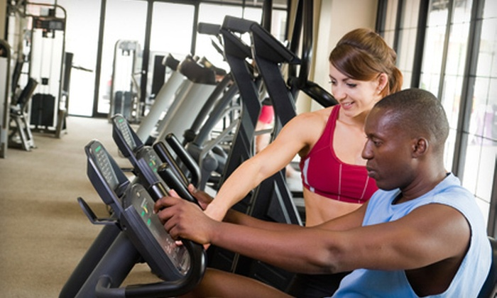 Extreme Fitness Express - Stonelake Landing: Five-Week or Three-Month Membership at Extreme Fitness Express in Elk Grove (Up to 92% Off)