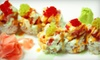 Wild Wasabi - Huntingdon Valley: $20 for $40 Worth of Japanese Fare for Two or More with Dessert at Wild Wasabi in Southampton (Up to $46.95 Value)