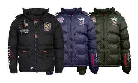 Cazadora de invierno a elegir entre varios diseños