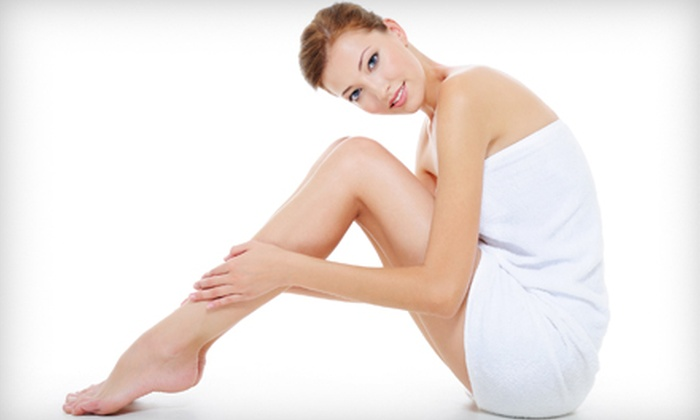 Aesthetic Solutions Center - Sandy Springs: Laser Hair-Removal Treatments for a Small, Medium, or Large Area at Aesthetic Solutions Center