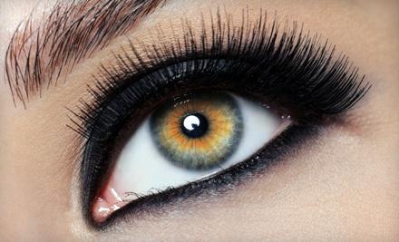 1 Full Set of Eyelash Extensions ($225 Value) - Jack Winn Salon and Body Center in Newport Beach