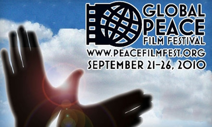 Global Peace Film Festival - Winter Park: $49 Pass to Global Peace Film Festival ($99 Value)