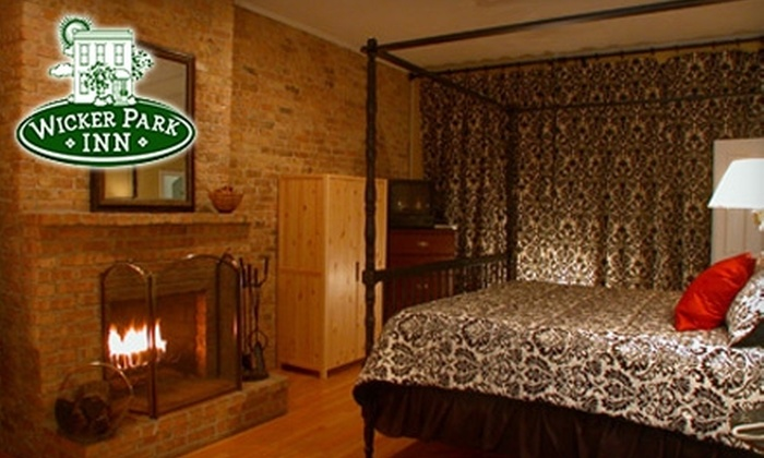 Wicker Park Inn - Wicker Park: $80 for One-Night Stay at Wicker Park Inn (Up to $169 Value)