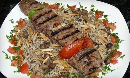 $20 Groupon to NuNu's Mediterranean Cafe & Market - NuNu's Mediterranean Cafe & Market in Oklahoma City
