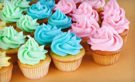 1 Dozen Gourmet Mini Cupcakes (a $27 value) - Bo&Bon in Toronto