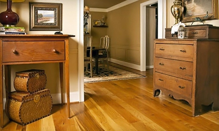 Authentic Pine Floors Inc In Groupon