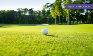 Townsend Ridge Country Club: 18 Holes of Golf, Cart, and Range Balls for One, Two, or Four at Townsend Ridge Country Club (Up to 56% Off)