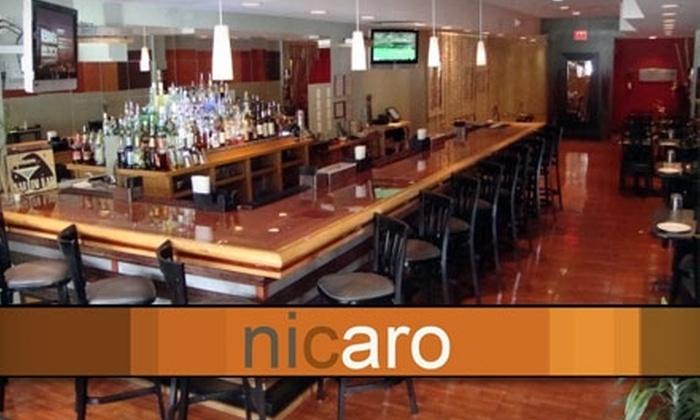 Nicaro Lounge - Silver Spring: $15 for $30 Worth of New American Spanish Dinner at Nicaro Lounge