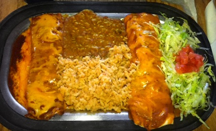 $25 Groupon to La Frontera Mexican Food Restaurant - La Frontera Mexican Food Restaurant in Amarillo