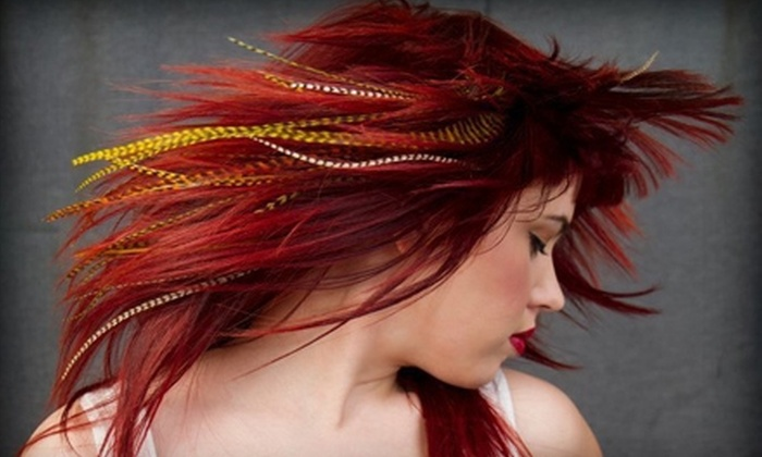 Studio des Amis - South Baton Rouge: $35 for $80 Worth of Hair and Waxing Services at Studio des Amis