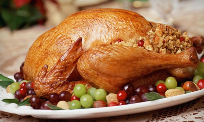 Granville's BBQ - Huntsville: $30 for a Smoked Thanksgiving Turkey at Granville's BBQ ($60 Value)