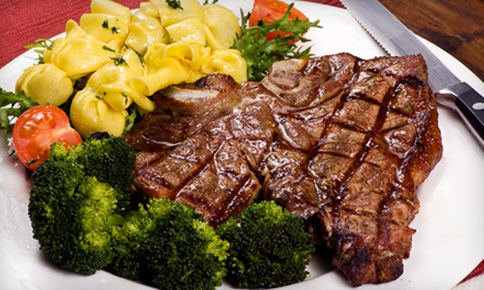 Alexander's Horseshoe Bar Grill - Loomis: $25 for $50 Worth of American-French Fare at Alexander's Horseshoe Bar Grill in Loomis