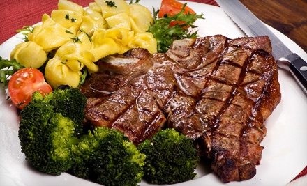 $50 Groupon to Alexander's Horseshoe Bar Grill - Alexander's Horseshoe Bar Grill in Loomis