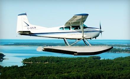 Georgian Bay Airways - Georgian Bay Airways in Parry Sound