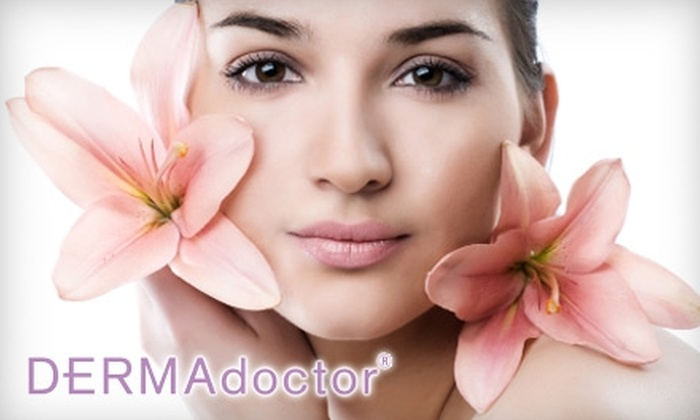 DERMAdoctor - Crossroads: $20 for $40 Worth of All Products at DERMAdoctor