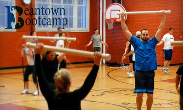 Beantown Bootcamp - Downtown: $30 for a Five-Class Pass to Beantown Bootcamp (Up to $125 Value)