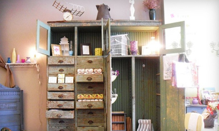 Continuity - Nelson: $10 for $20 Worth of Antique Home Goods and Accessories at Continuity in Muskegon