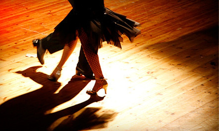 Becker Ballroom - Knoxville: Two or Four Private Ballroom-Dancing Lessons for One or Two at Becker Ballroom (Up to 83% Off)