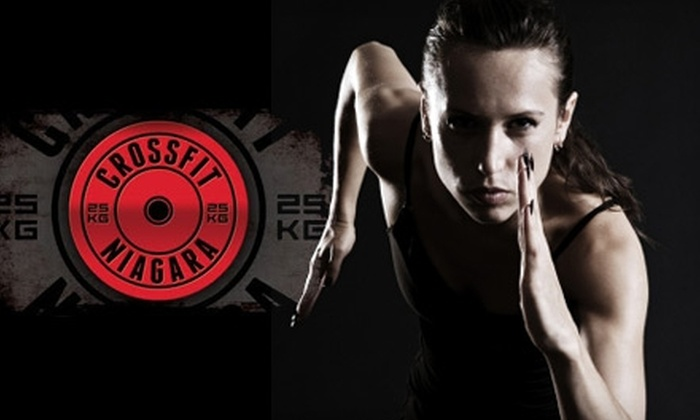 CrossFit Niagra - Western Hill: $49 for a 10-Visit Punch Card at CrossFit Niagara ($160 Value)